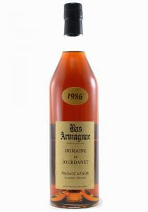 Domaine De Jourdanet 1986 Bas Armagnac