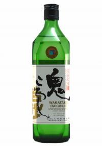 """Wakatake Onikoroshi """"Super Demon Slayer"""" Junamai Daiginjo Sake"""