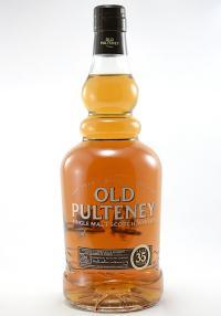 Old Pulteney 35 YR Single Malt Scotch Whisky