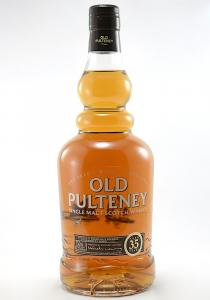 Old Pulteney 35 YR Single Malt Scotch Whisky