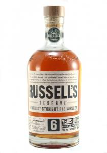 Russell's Reserve 6 Yr Kentucky Straight Rye Whiskey