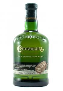Connemara Cask Strength Peated Single Malt Irish Whiskey