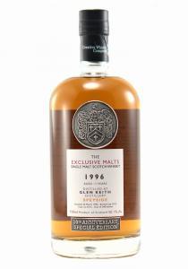 Glen Keith 19 Yr Exclusive Malts Single Malt Scotch Whisky