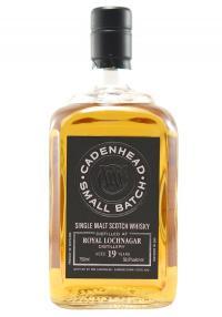Royal Lochnagar 19 Yr Cadenhead Single Malt Scotch Whisky