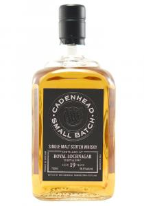 Royal Lochnagar 19 Yr Cadenhead Single Malt Scotch Whisky