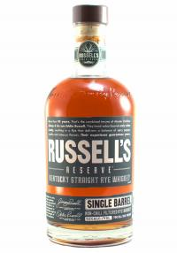 Russell's Reserve Single Barrel Straight Rye Whiskey