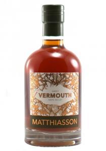 Matthiasson Half Bottle Napa Valley Sweet Vermouth