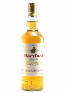 Mortlach 25 Yr Gordon & Macphail Single Malt Scotch Whisky