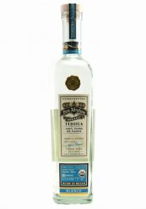 Don Abraham Organic 100% Puro De Agave Blanco Tequila