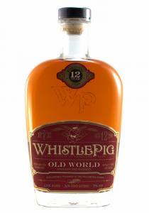 WhistlePig 12 YR Old World Rye Whiskey