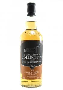 Highland Park 24 YR Gordon /Macphail Bottling Single Malt Scotch Whisky