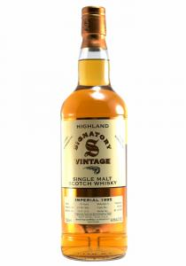 Imperial 19 YR Signatory Bottling Single Malt Scotch Whisky