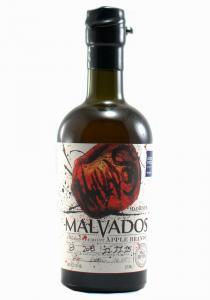 Malvados Vermont Apple Brandy Half Bottle
