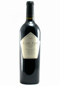 Cain Five 2006 Spring Mountain Napa Valley Red Wine