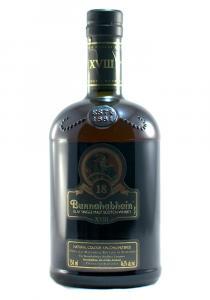 Bunnahabhain 18 YR Single Malt Scotch Whisky