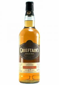 Linkwood 17 YR Chieftain's Bottling Single Malt Scotch Whisky
