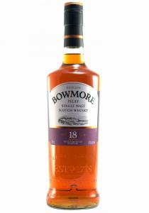 Bowmore 18 Yr Single Malt Scotch Whisky