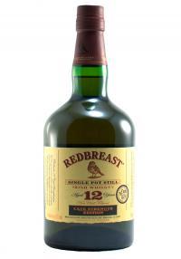 Red Breast 12 YR Cask Strength Pot Still Irish Whiskey