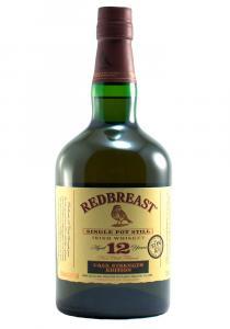 RedBreast 12 YR Cask Strength Pot Still Irish Whiskey