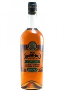Old Grand Dad Bonded Kentucky Straight Bourbon Whiskey
