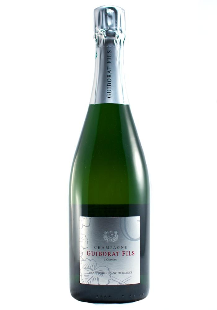 Guiborat fils grand cru blanc de blancs brut champagne for Belle jardin blanc de blancs