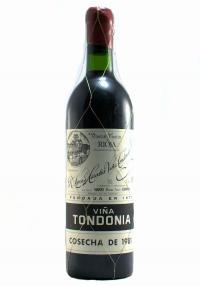 Lopez de Heredia 1981 Reserva Vina Tondonia