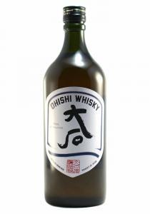 Ohishi Japanese Cognac Finish Whiskey
