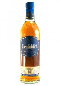 Glenfiddich 14 YR Single Malt Scotch Whisky-Kosher