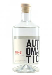 Oakland Spirits Co. Automatic Gin No. 5