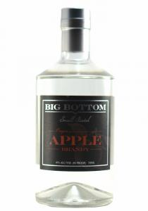 Big Bottom Small Batch Oregon Apple Brandy