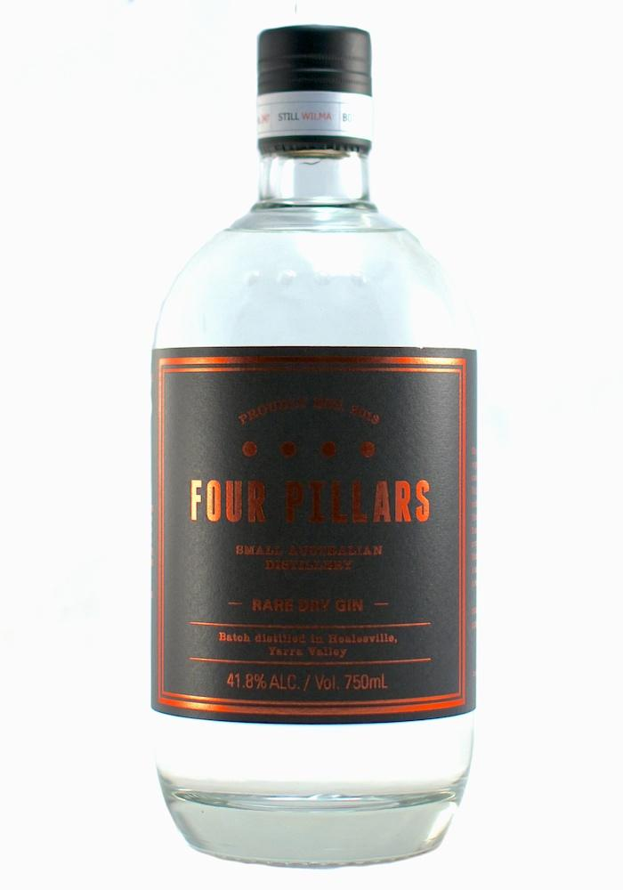 how to serve four pillars gin