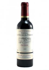 Chateau Les Roches de Ferrand 2007 Fronsac Half Bottle
