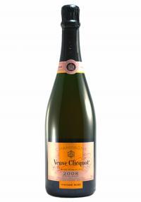 Veuve Clicquot 2008 Brut Rose Champagne