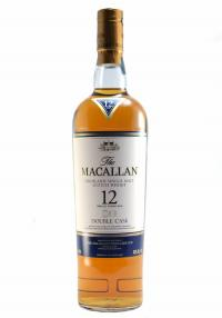 Macallan 12 YR Double Cask Single Malt Scotch Whisky