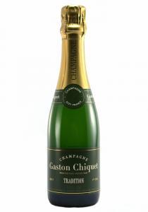 Gaston Chiquet Half Bottle Brut Tradition Champagne-RM