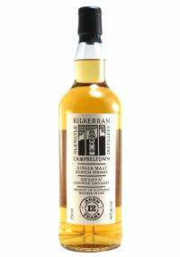 Kilkerran Glengyle Distillery 12 YR Single Malt Scotch