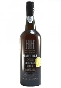 H&H 2001 Sercial Single Harvest Madeira