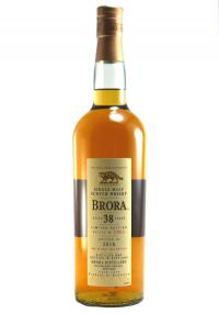 Brora 38 YR Distillery Bottling Single Malt Scotch Whisky