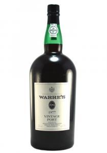 Warre's 1977 Magnum Vintage Port