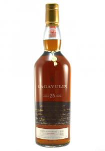 Lagavulin 25 YR Single Malt Scotch Whisky