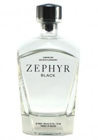 Zephyr Black London Dry Gin