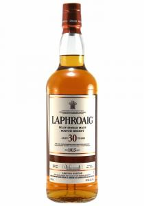 Laphroaig 30 Year Old Single Malt Scotch Whisky