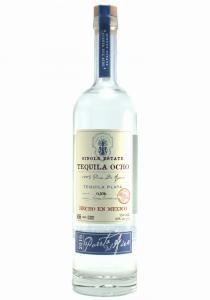 Tequila Ocho Single Estate 2016  Plata Tequila