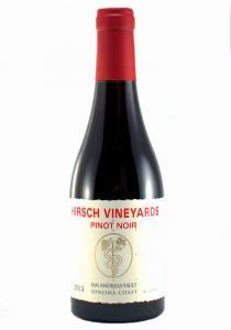 Hirsch Vineyards 2013 Half Bottle San Andreas Fault Pinot Noir