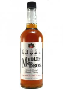 Medley Bros. Kentucky Straight Bourbon Whiskey