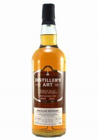 Macallan 23 YR Distiller's Art Bottling Single Malt Scotch Whisky