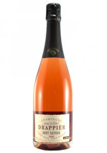 Drappier Brut Nature Rose Champagne