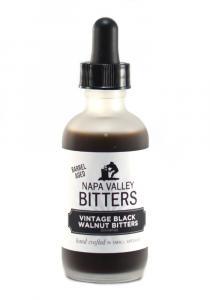 Napa Valley Vintage Black Walnut Bitters