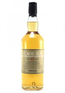 Caol Ila 15 YR Malt Scotch Whisky