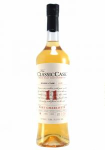 Port Charlotte 11YR Classic Cask Bottling Single Malt Scotch